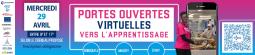 1ères Portes Ouvertes virtuelles à la Faculté des Métiers de l'Essonne