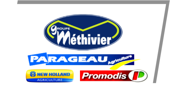 Logo Groupe METHIVIER Parageau