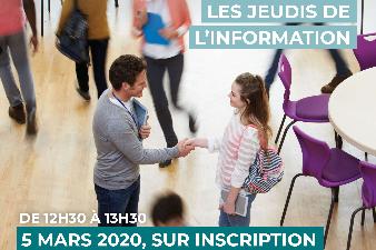 LES JEUDIS DE L'INFORMATION : IUT EVREUX