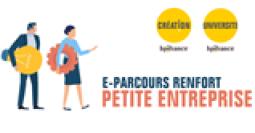 Entrepreneurs: Parcours de formation en ligne