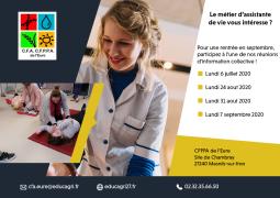 FORMATION ASSISTANT DE VIE AUX FAMILLES - CFPPA