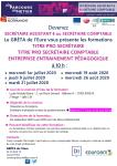 TITRES PROFESSIONNELS SECRETAIRE ET SECRETAIRE COMPTABLE - GRETA DE L'EURE