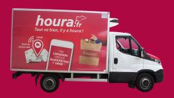 HOURA Recrute des Chauffeurs Livreurs H/F