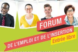 Forum de l'emploi et de l'insertion