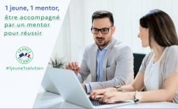 La plateforme 1 jeune 1 mentor, être accompagné par un mentor pour réussir