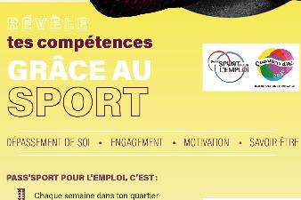 Pass'Sport pour l'Emploi