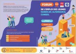 Forum emploi des jeunes, handicap, alternance
