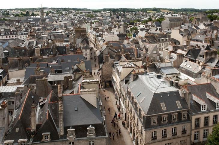 Visuel urbain de Quimper