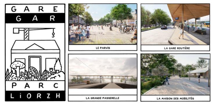Projet Gare-parc