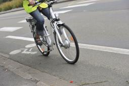 Déplacements à vélo