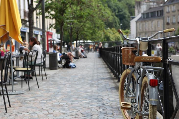 Vélo à Quimper