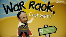 War Raok / En avant !