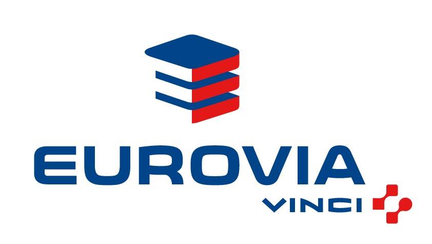 Logo EUROVIA BRETAGNE - agence de Quimper