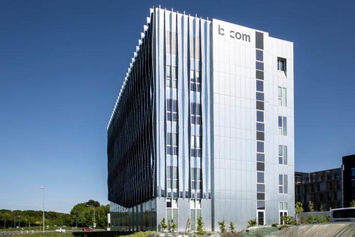 Le campus de l'IRT b<>com (par Fred Pieau)