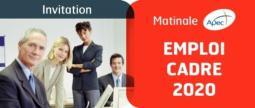 Matinale RH : L'emploi cadres en 2020, prévisions et enjeux pour les recrutements
