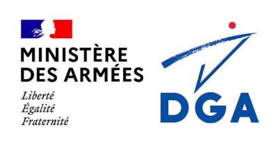 Logo DGA Maîtrise de l'Information