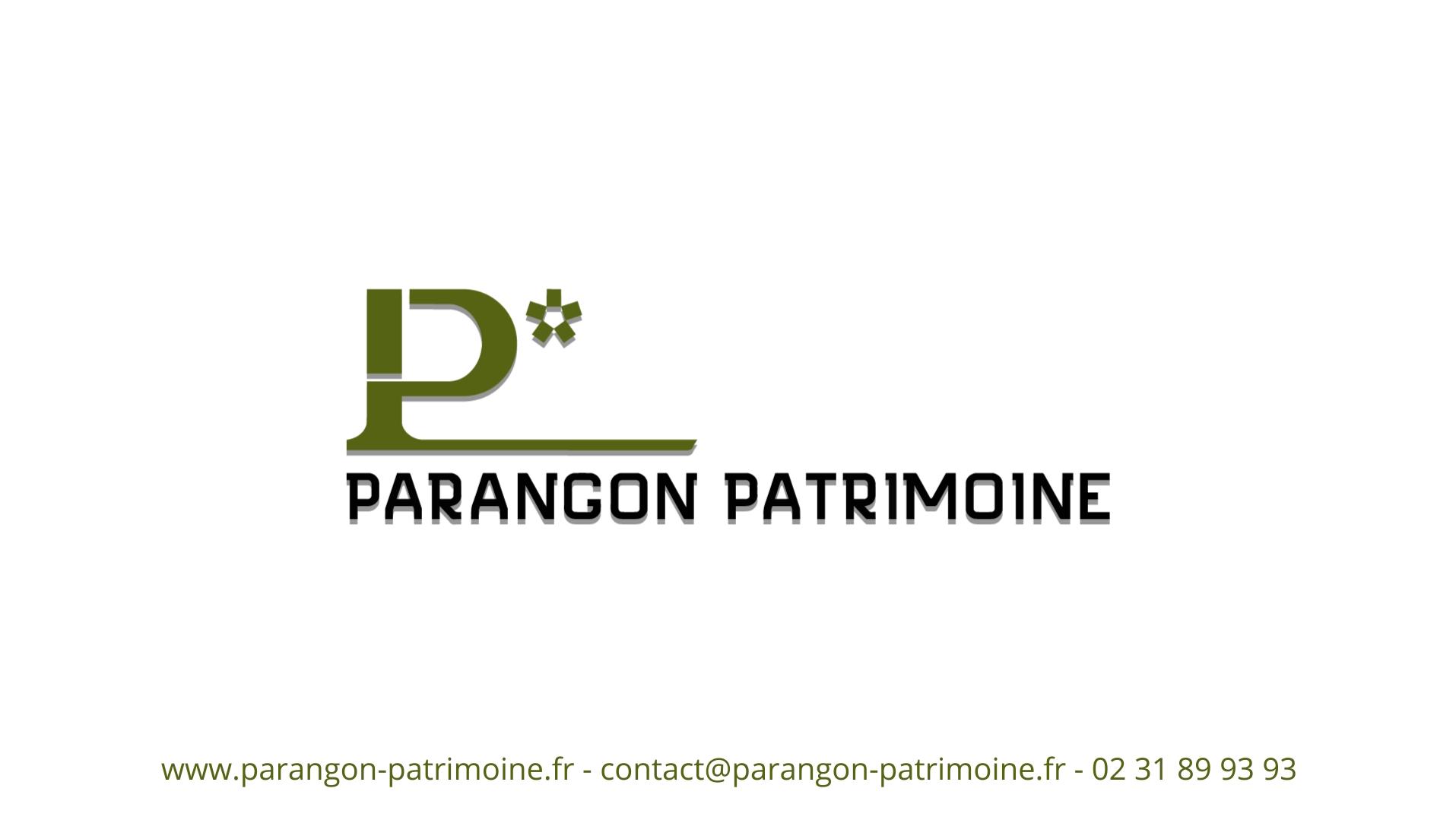 Logo PARANGON PATRIMOINE