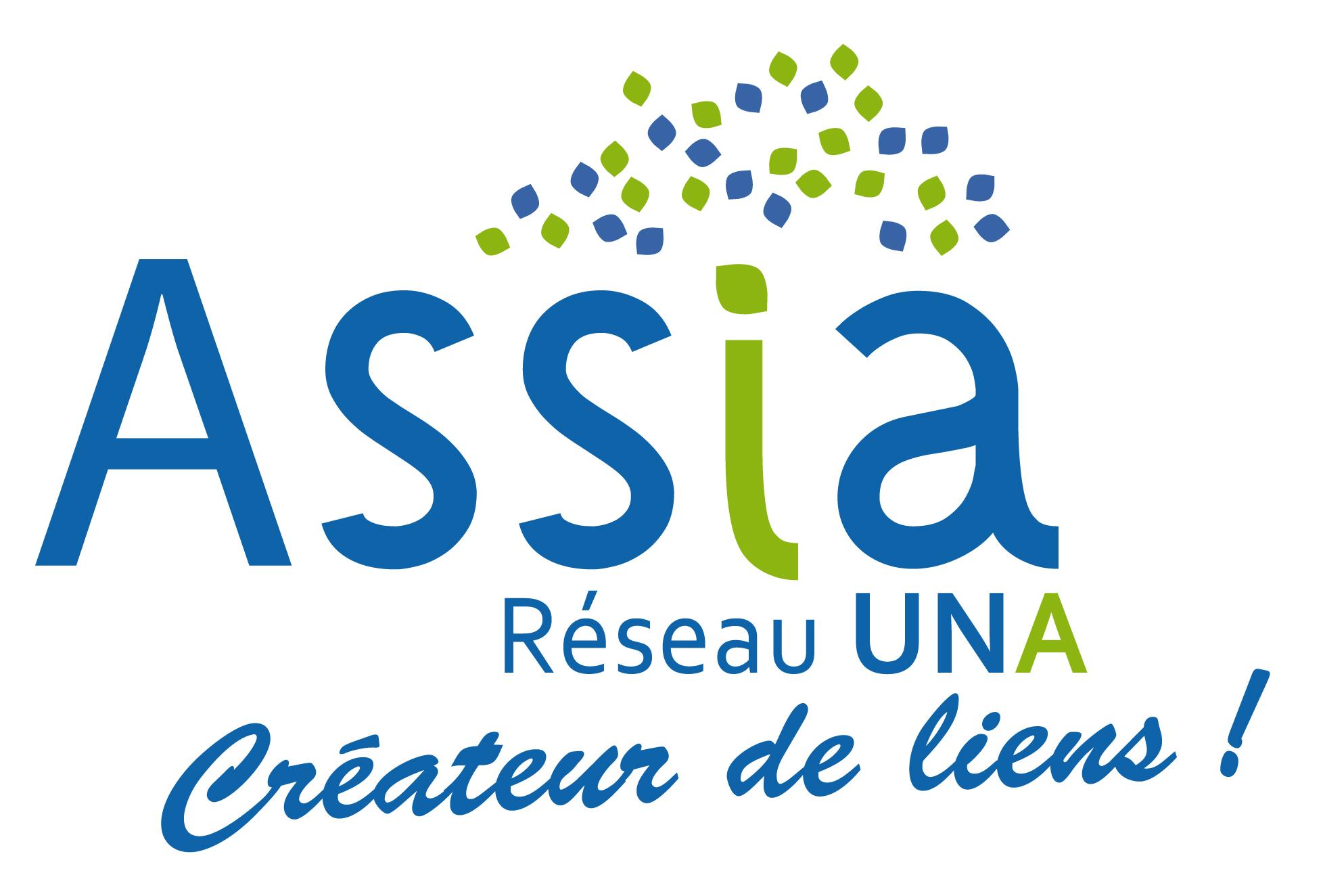Logo ASSIA Réseau UNA