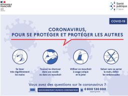 INFORMATIONS COVID-19 POUR LES PERSONNES ALLOPHONES/NON FRANCOPHONES