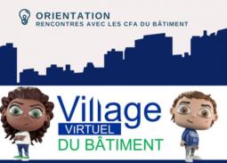 Village virtuel du bâtiment !