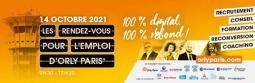 Les rendez-vous pour l'emploi par Orly Paris