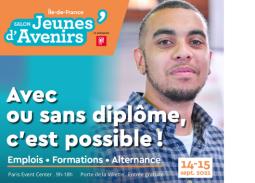Salon Jeunes d'Avenirs Île-de-France