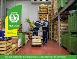 Job dating Marché International de Rungis : RDV de l'emploi !