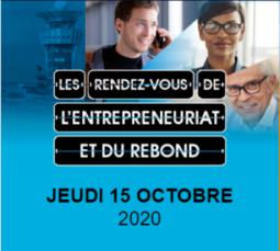 Les Rendez-vous de l'entrepreneuriat et du rebond d'Orly Paris®