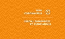 COVID-19_Guide pratique pour les ENTREPRISES/ASSOCIATIONS