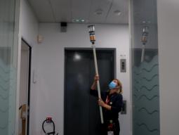 Portrait et découverte du métier de technicien de maintenance en sécurité incendie