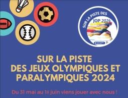 OPPORTUNITES LIEES AUX JEUX OLYMPIQUES ET PARALYMPIQUES 2024