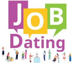 Job dating !