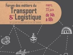 Forum des métiers du transport et de la logistique