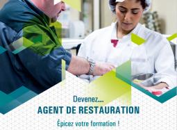 INFORMATION COLLECTIVE ET RECRUTEMENT - AGENT DE RESTAURATION