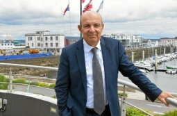 Le contrat « Territoire d'industrie Finistère » a été signé vendredi, à Brest.