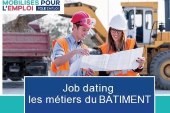 Job dating Métiers du bâtiment