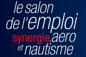 Salon de l'emploi synergie.aero et nautisme - 12 fév. - La Rochelle