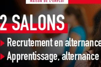 Salon Apprentissage et Alternance - 13 et 14  mars - Bordeaux