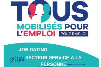 Job Dating Métiers des Services à la personne