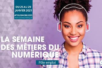 La Semaine des Métiers du Numérique en Nouvelle-Aquitaine