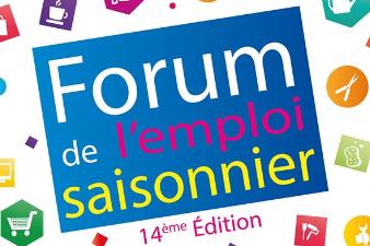Forum de l'emploi saisonnier - 7 mars - Mimizan