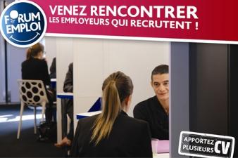 Forum de l'emploi en Hôtellerie-Restauration - 12 mars - Biarritz