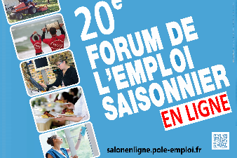 Forum des emplois saisonniers à Royan (17)