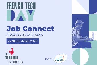 Salon en ligne - Job Connect le 25 novembre
