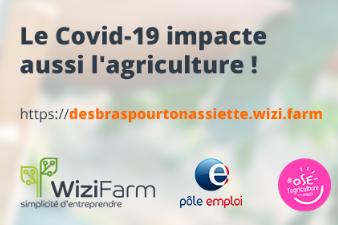 Un nouveau site internet pour l'emploi agricole