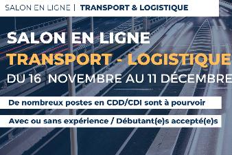 Salon en ligne - Transport & Logistique