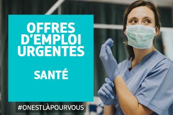 Charentes - Charente maritime : L'emploi au coeur de la Santé !
