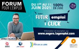 Forum pour l'emploi - Listes des entreprises et postes à pourvoir