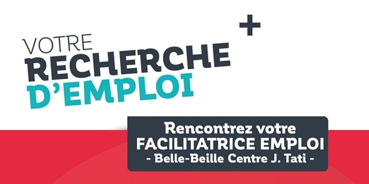 Permanence Emploi - Quartier Belle-Beille