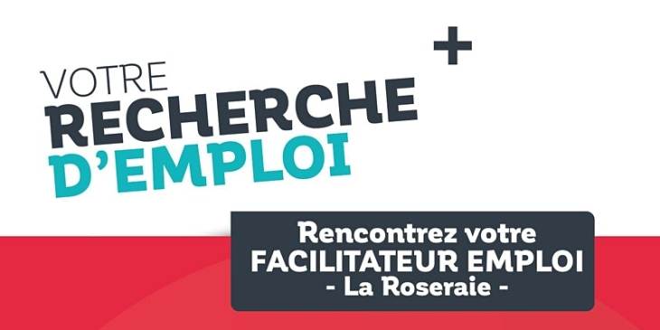 Permanences Emploi - Quartier Roseraie